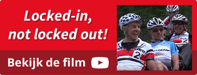 Bekijk de film 'Locked-in, not locked out!' op YouTube